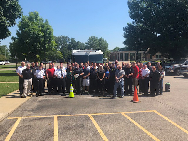 FFSHC Trains Ohio